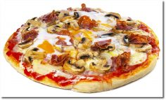Pizza Taxi 6.50 €