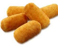 Crocchette di patate 30 grammi 6 pezzi 3.00