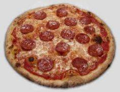 Pizza Diavola 5.00 €