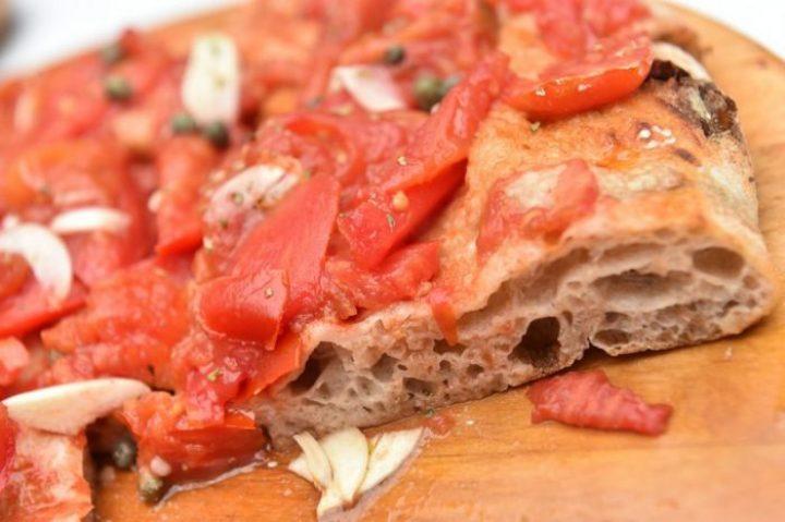 Pizza Gambero Rosso 6.50 €