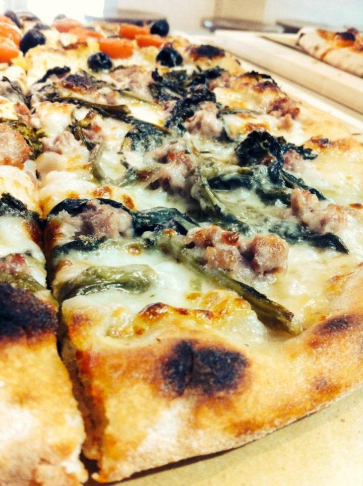 Pizza alla pala mista 15.00 €