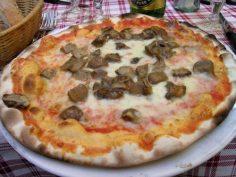 Pizza Porcini 6.00 €